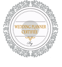 Organisatrice de mariage certifiée par Christine Raiga