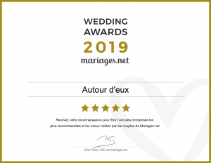 awards 2019 mariages.net
