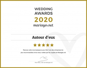 awards mariages.net